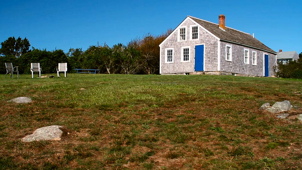Cottages in Chilmark are often torn down and replaced by mega-mansions