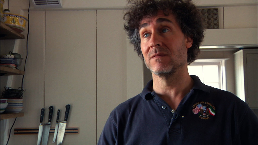 Filmmaker Doug Liman, director, The Bourne Identity, Swingers, Edge of Tomorrow, American Made