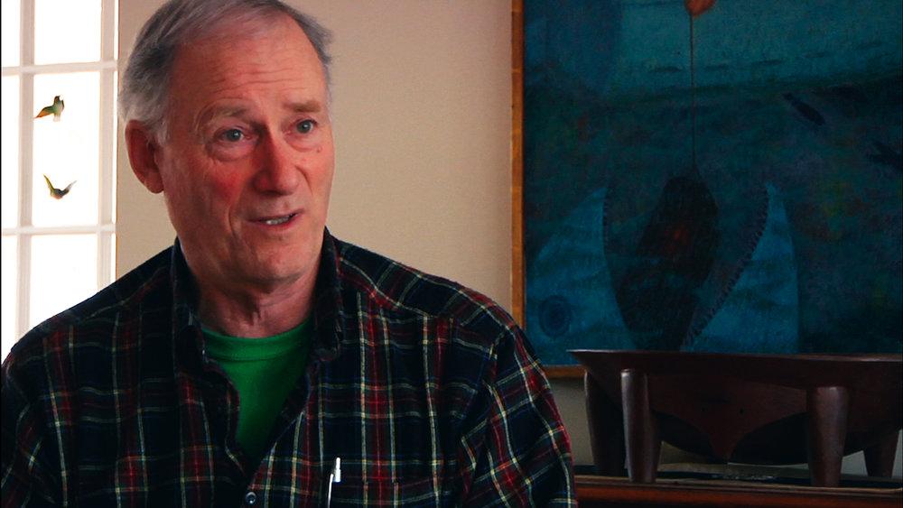 Chris Murphy, retired fisherman