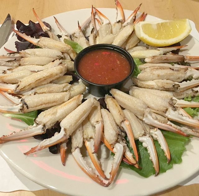Feeling #seafood tonight? We have plenty of options to satisfy your cravings.