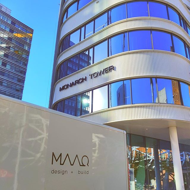 Monarch Tower Signs.. #designandbuild