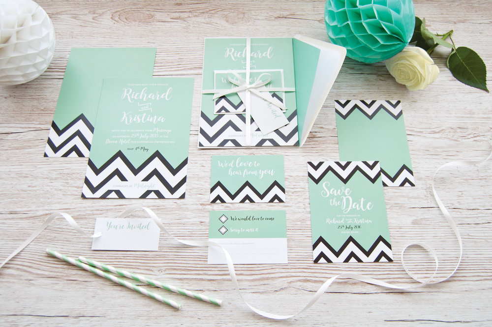 Creative Chevron Collection