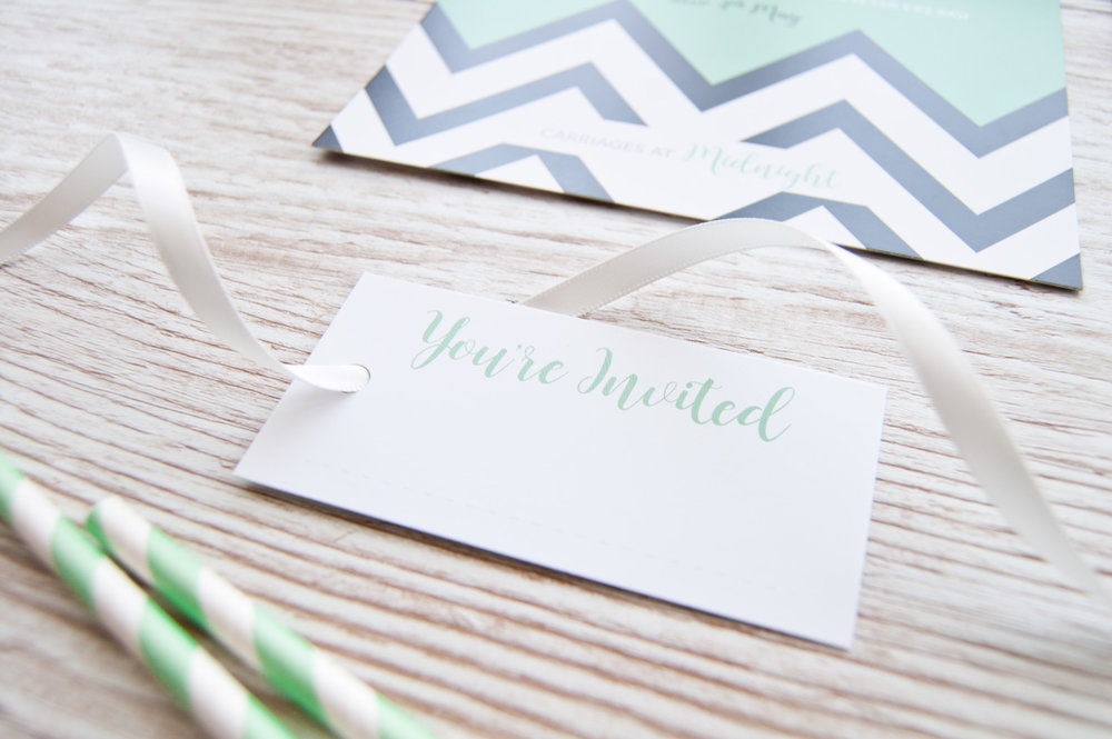'You're Invited' tags
