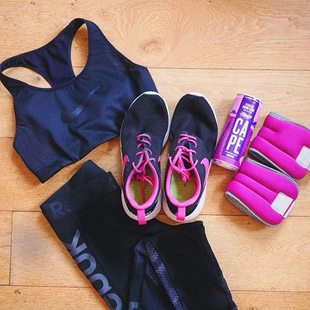 We've got our post-workout pick-me-up at the ready #CapeLife