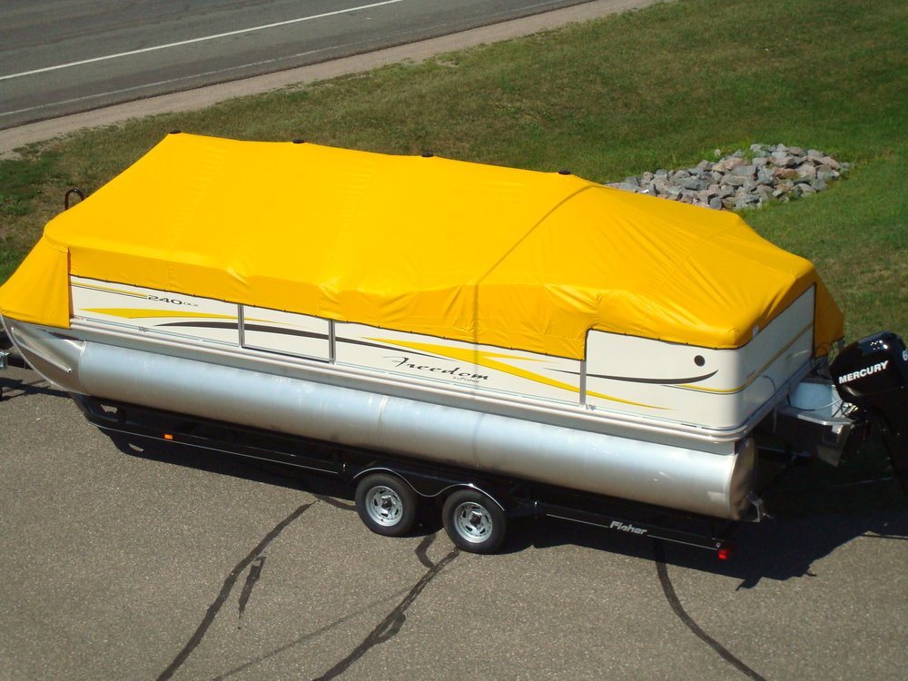 Pontoons - Covers & Tops