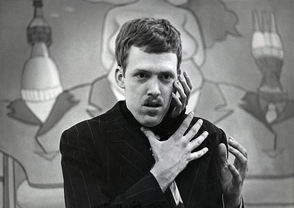 Art Green, 1967 (Photo by Charles Krejcsi)