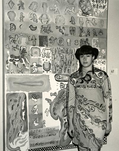 Suellen Rocca, c.1967 (Photo by Charles Krejcsi)