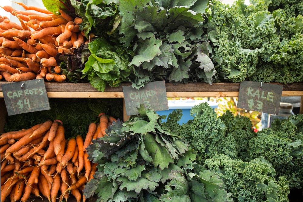 Hudson Farmer's Market