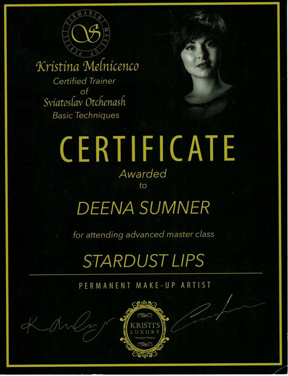 Stardust Lips