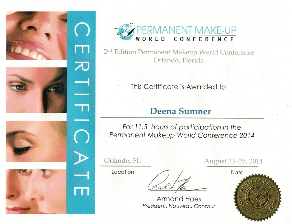 Permanent Makeup World Conference