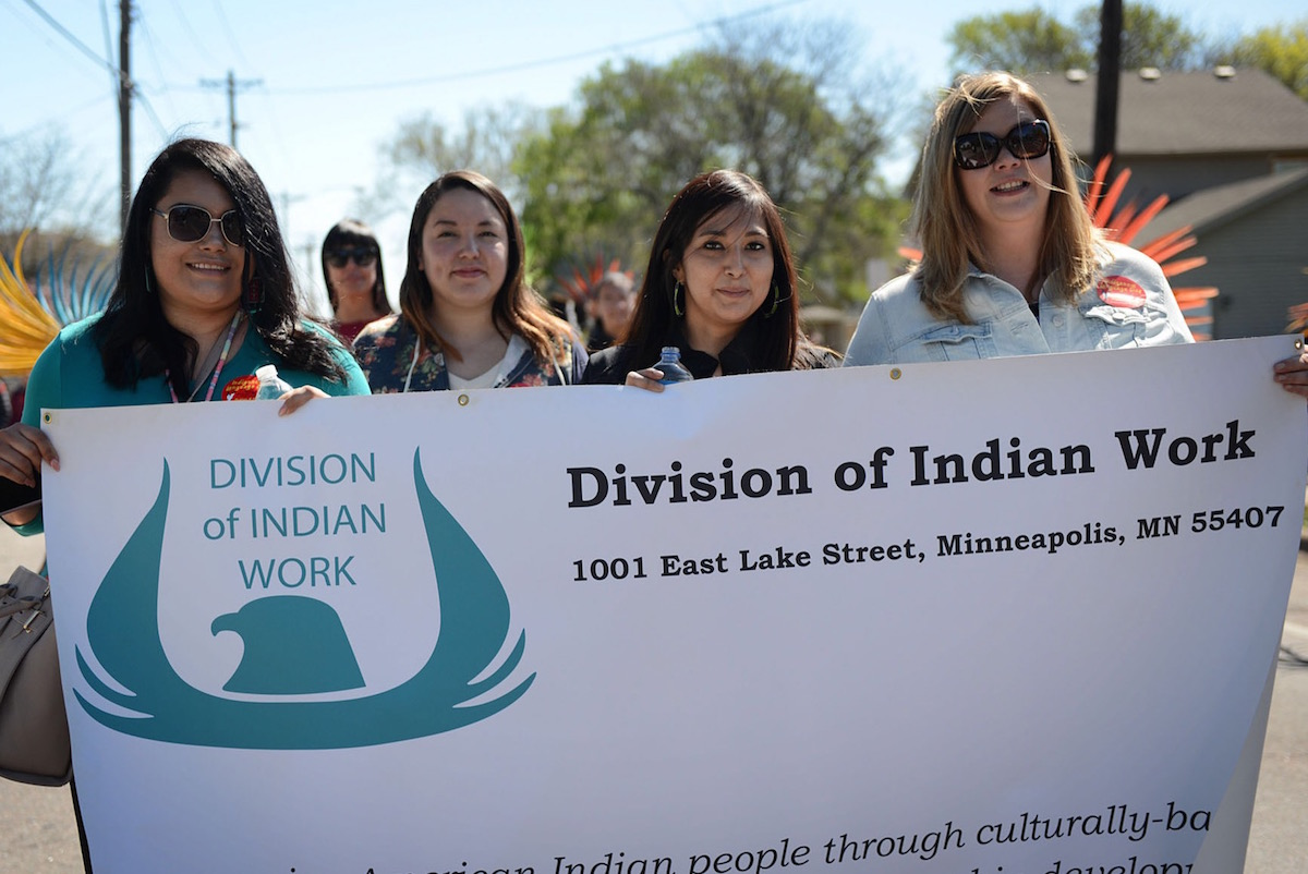 Empowering Urban American Indians About DIW