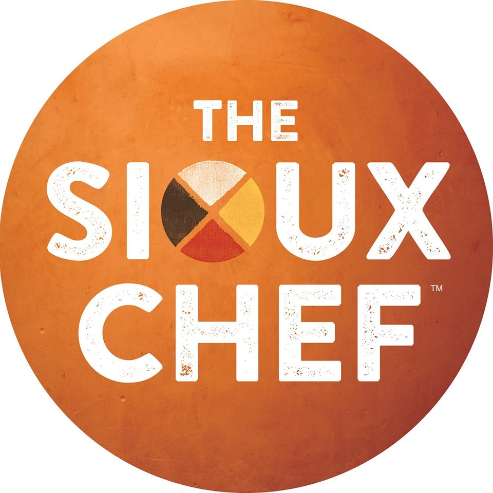 A Meal for 6-8 Catered in Your Home by the Renowned Sioux Chef team and a signed copy of