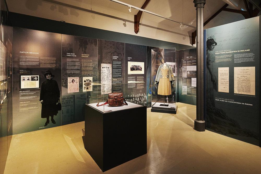 100 Years of Women in Politics & Public Life 1918-2018 Exhibition