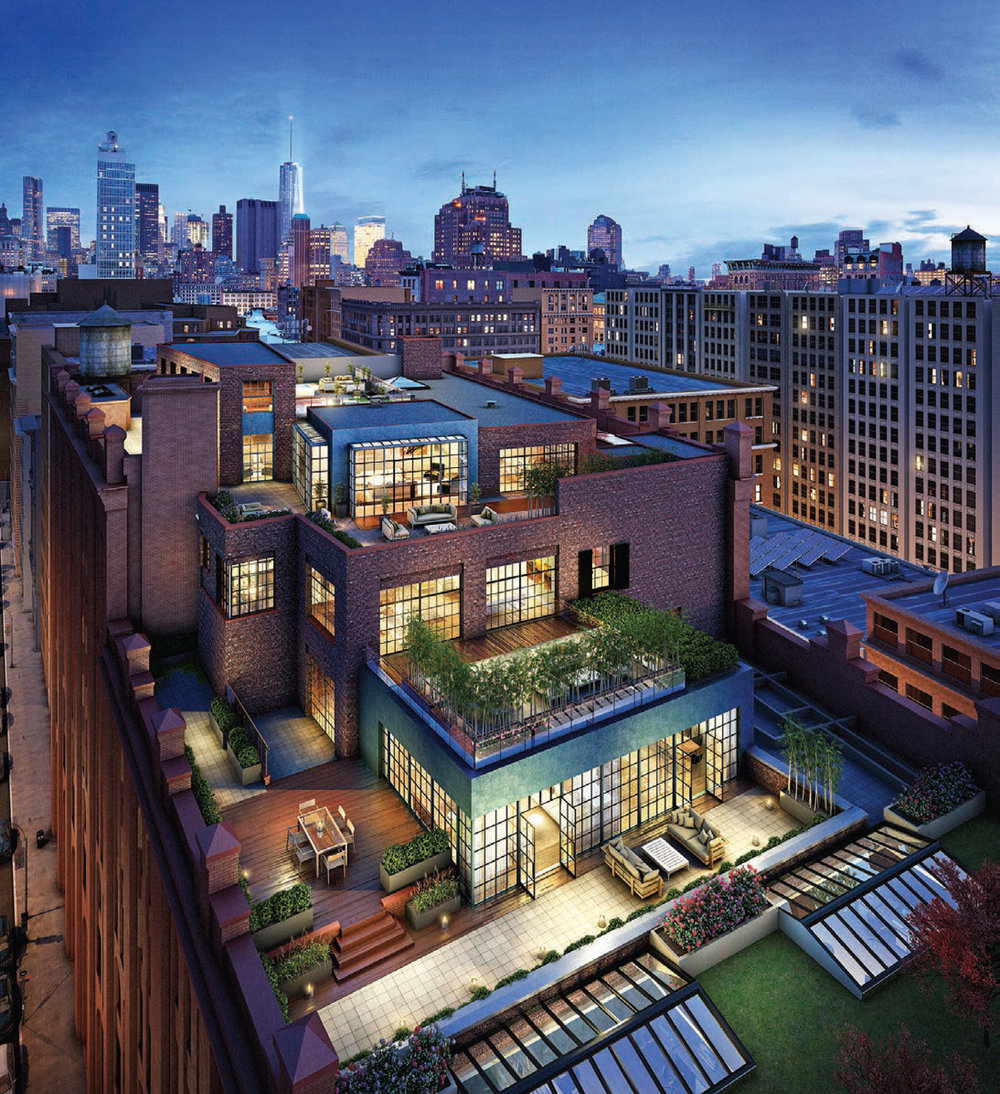 Puck Penthouses