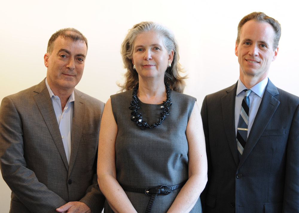 William Fellows, Sherida Paulsen, Tim Witzig