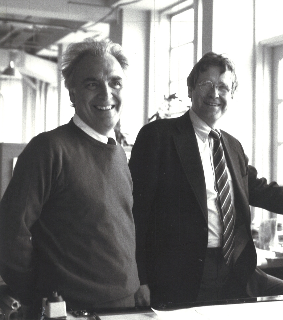 Giovanni Pasanella and Arvid Klein
