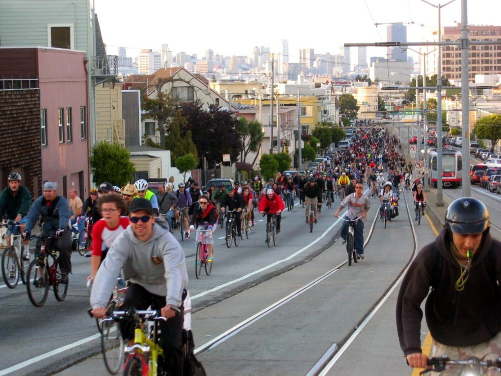 CM in San Francisco, the birthplace of the movement. Image Source