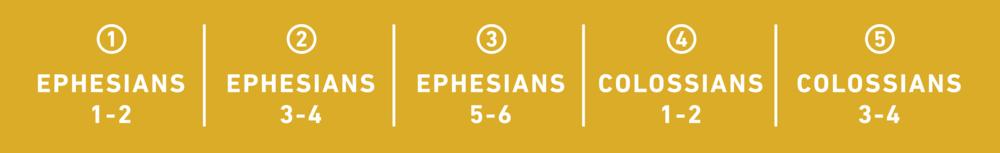 ephesian letters