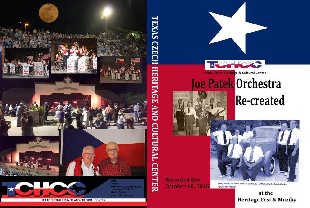 Just in! Joe Patek Recreation DVD