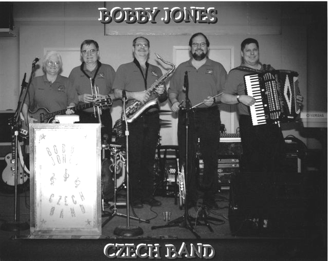 The Legends Series, Part V will honor the legacy of Bobby Jones and the Bobby Jones Czech Band.