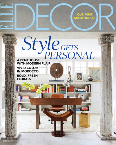 Elle Decor Home Tour