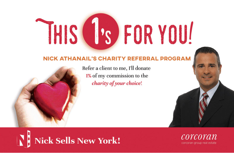 NNY Charity Referral Program