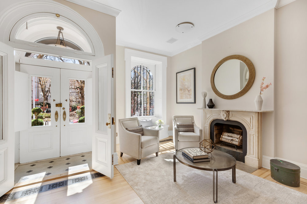 483 West 22nd Street - TOWNHOUSE | CHELSEA | $7,900,000