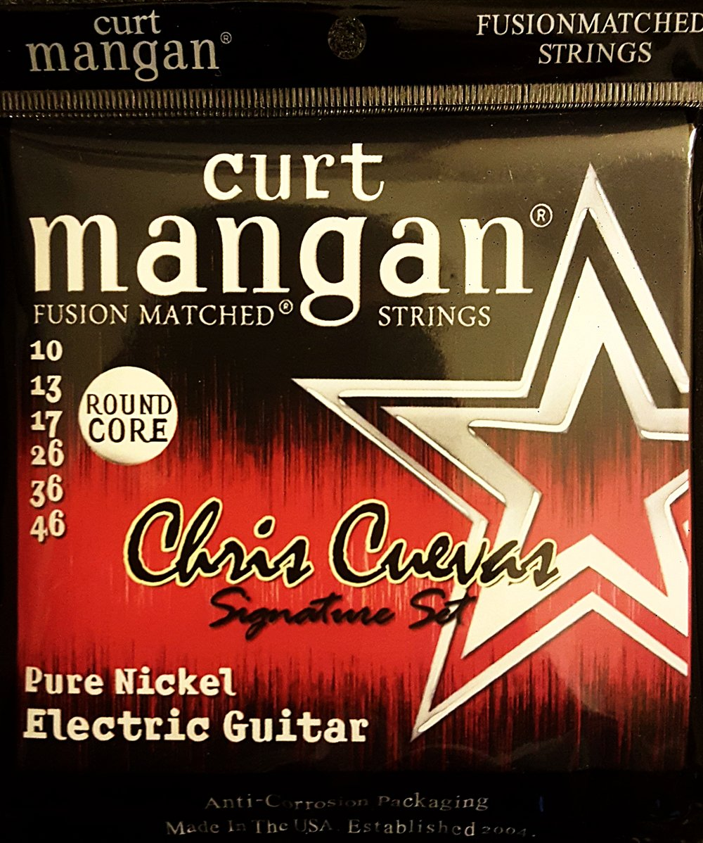 Endorsed by Curt Mangan Strings