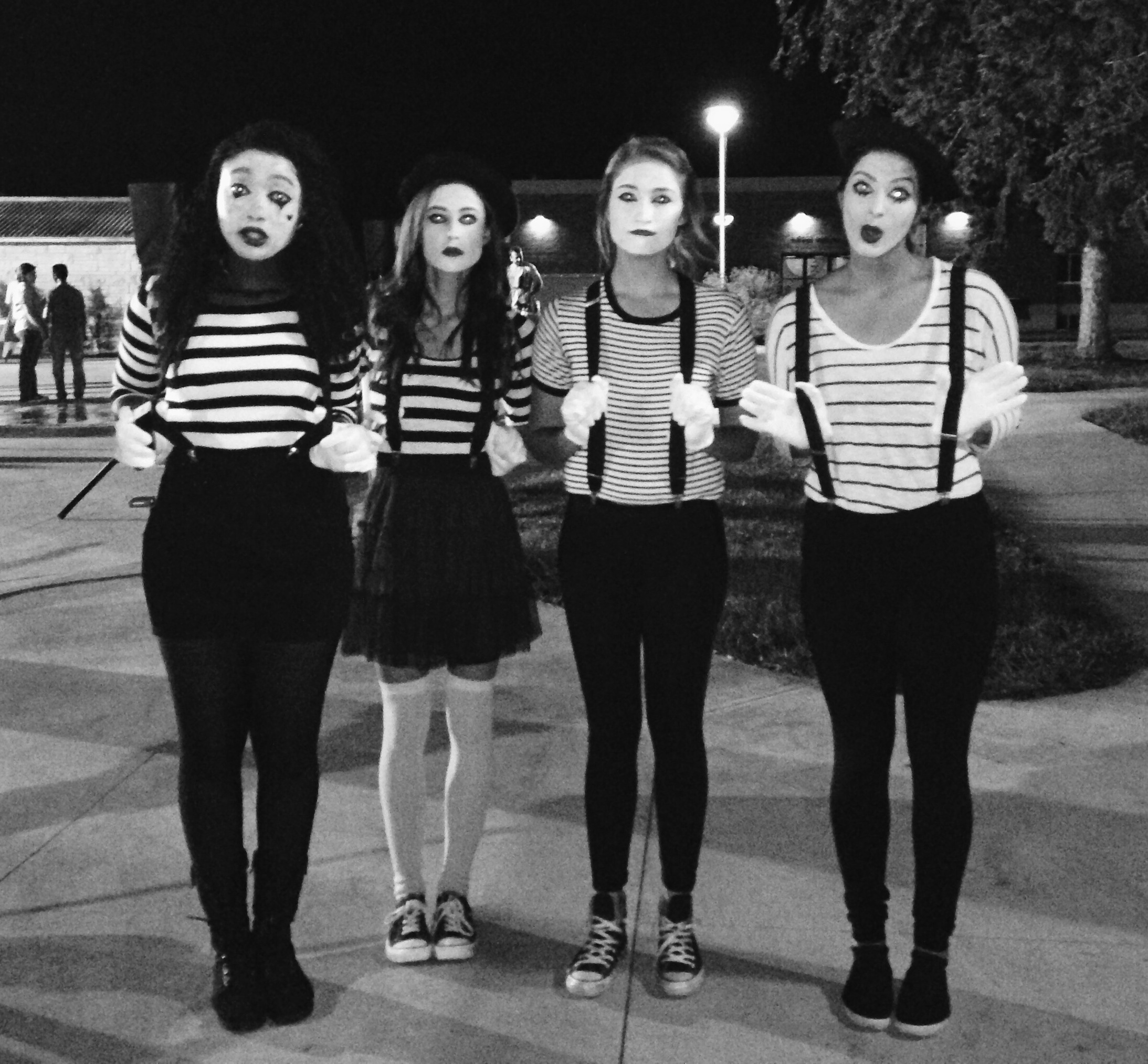 Mime Costume Idea | The Kardia Blog