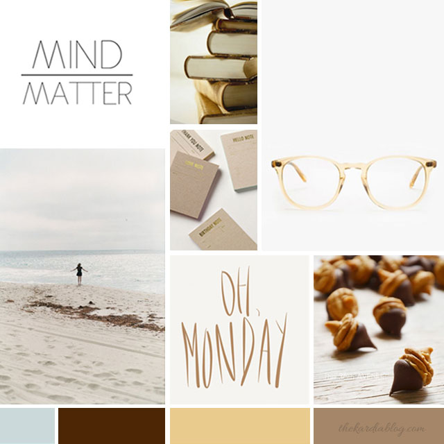September Moodboard | The Kardia Blog