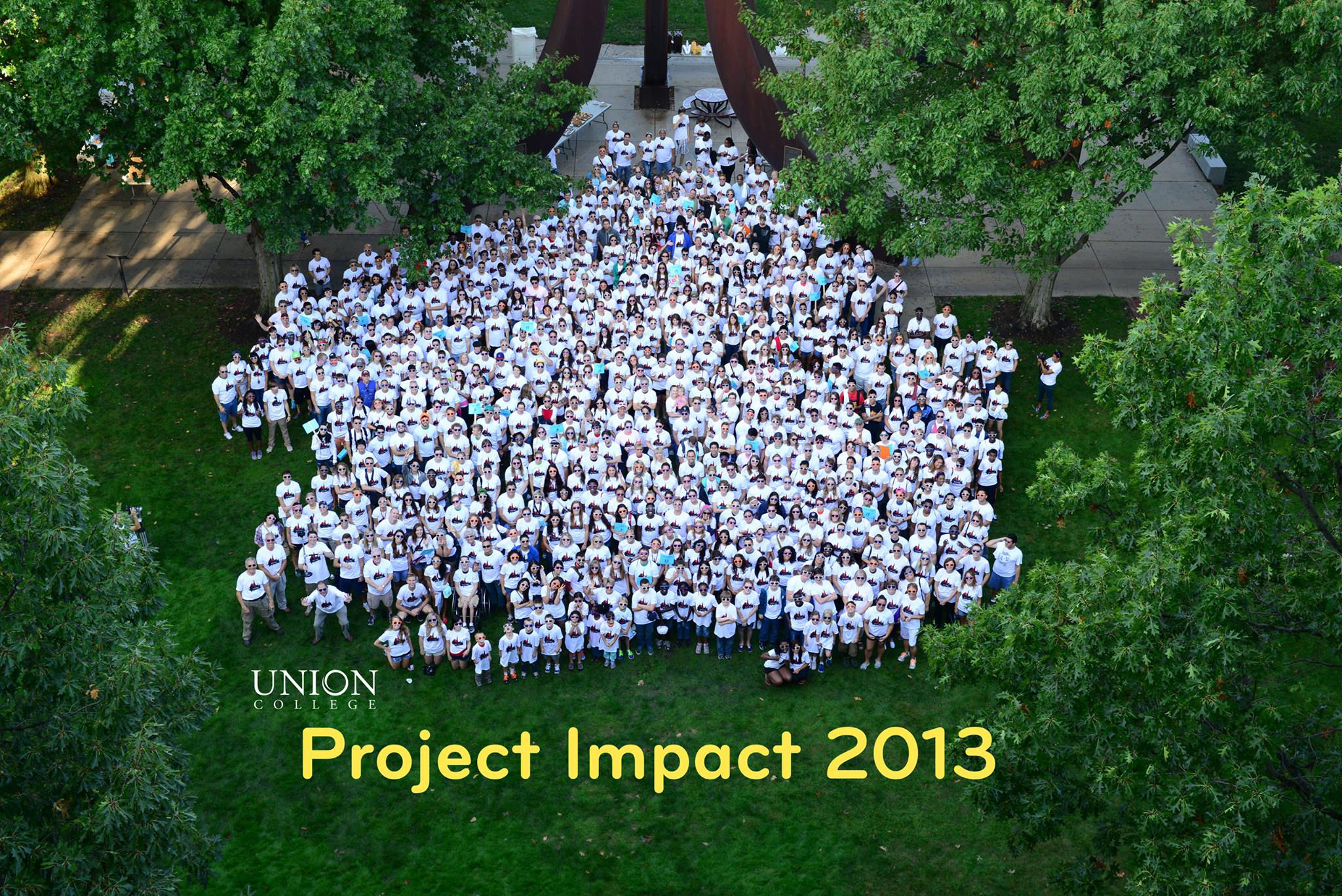 Project Impact - a community service day for Union College | The Kardia Blog