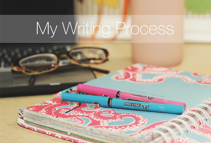My Writing Process Blog Tour | The Kardia Blog