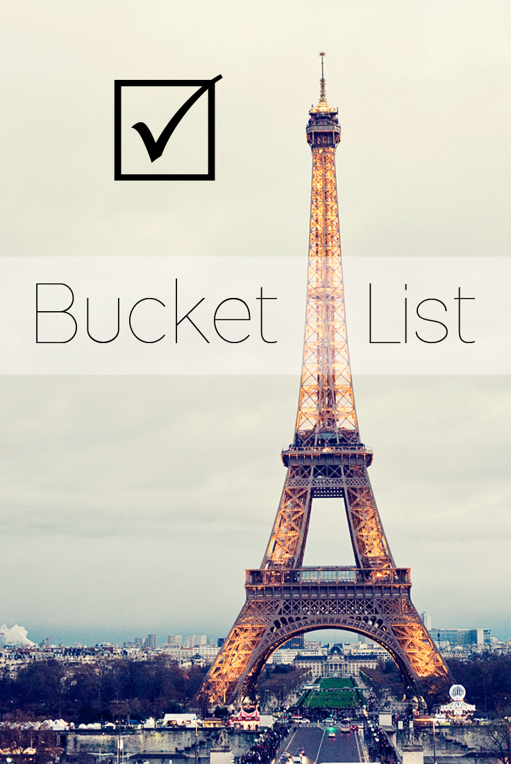 Bucket List Ideas | The Kardia Blog