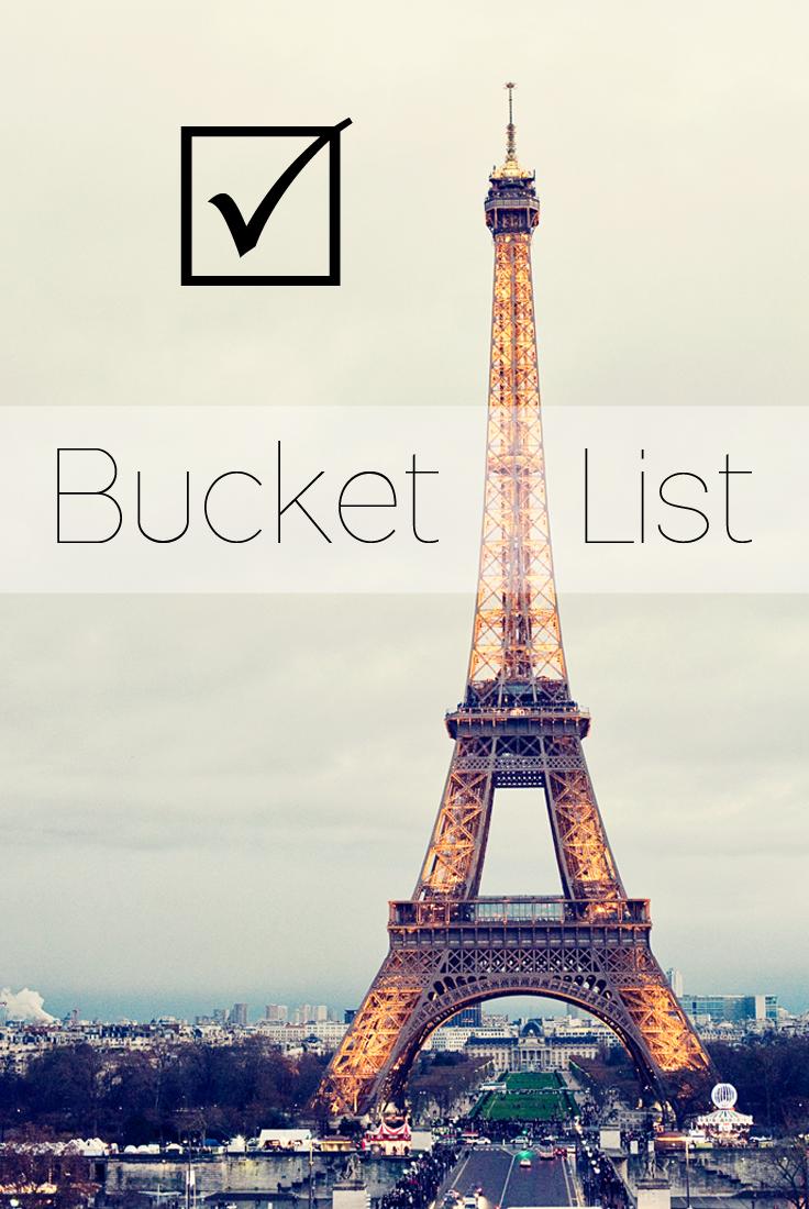 Bucket List Ideas | The Kardia Blog