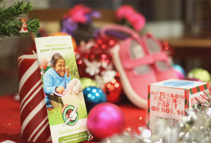 My Operation Christmas Child packing process! | The Kardia Blog