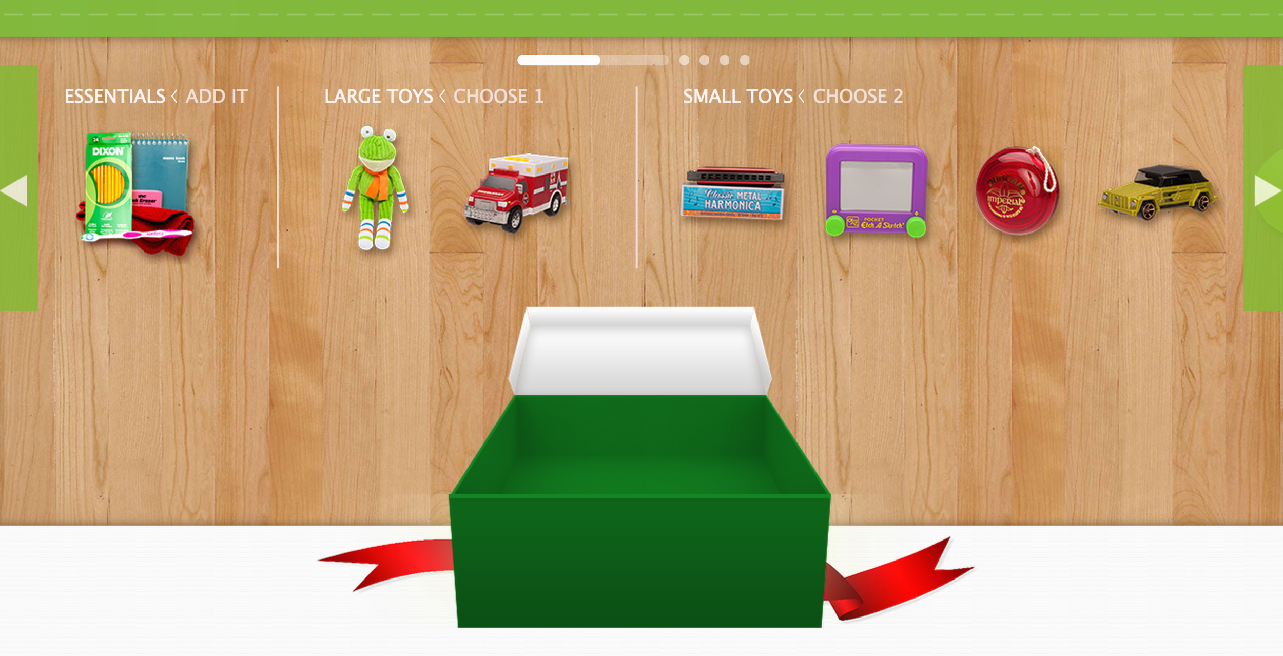 Pack a virtual box for Operation Christmas Child! | The Kardia Blog