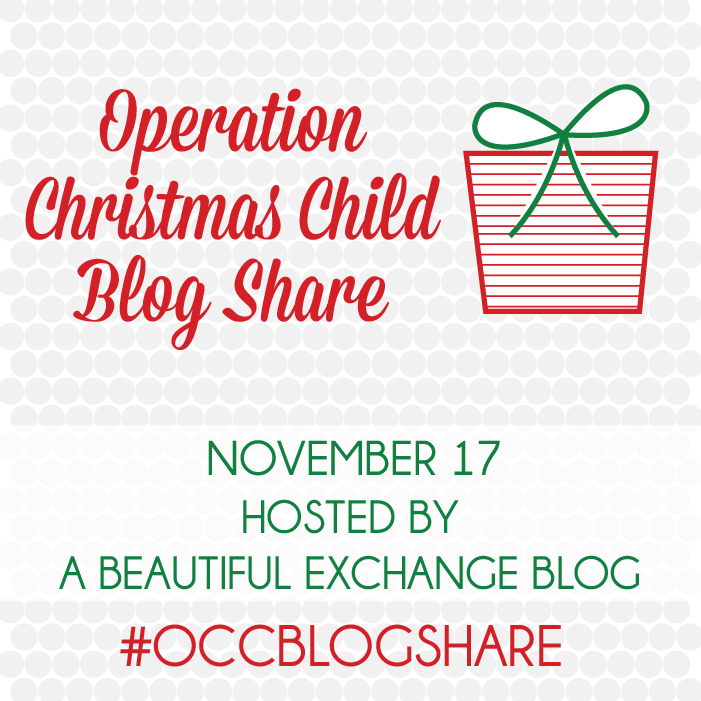 Operation Christmas Child | The Kardia Blog