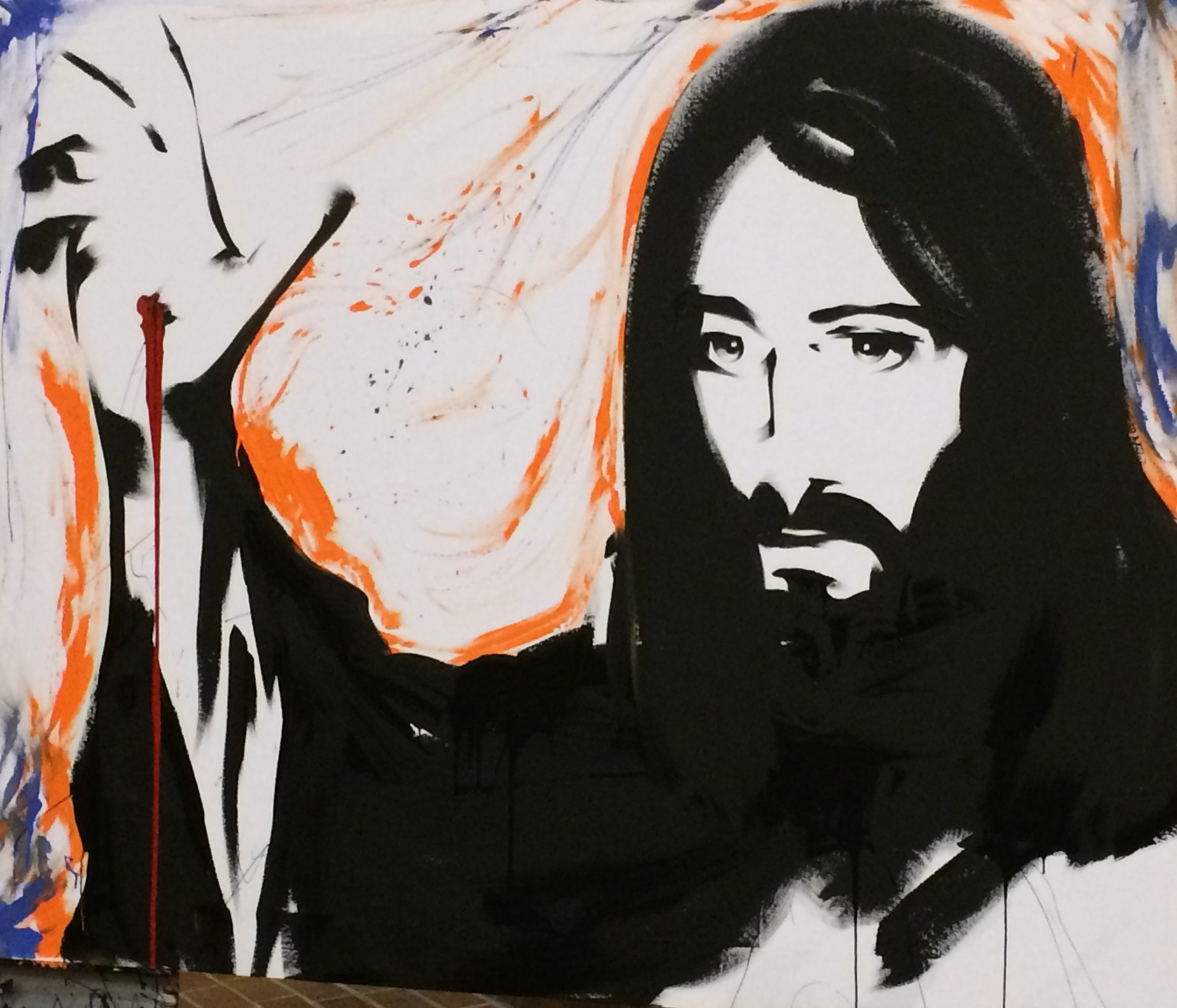 Jesus painter