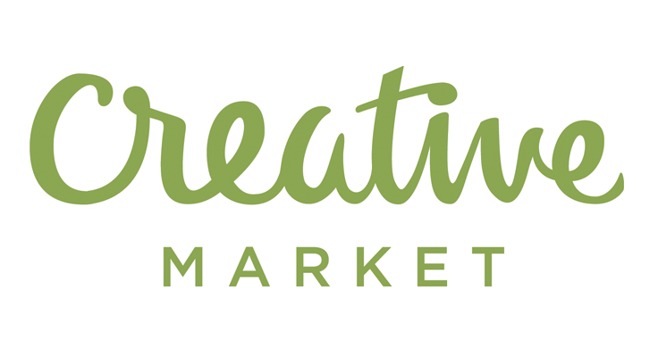 Why every designer should have a Creative Market account.