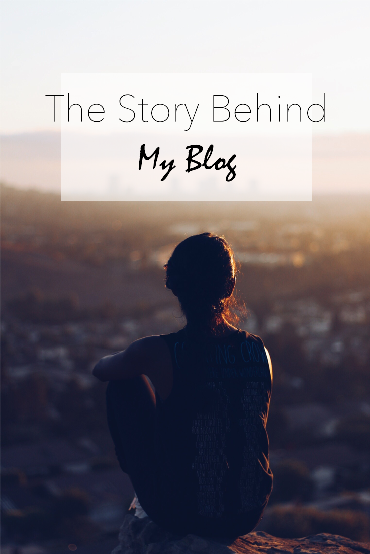 How my blog got it's name and the story of how I got into blogging!