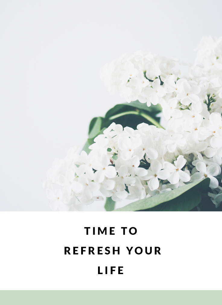 Come join the Summer Refresh Challenge to get a fresh start on being the best you possible.