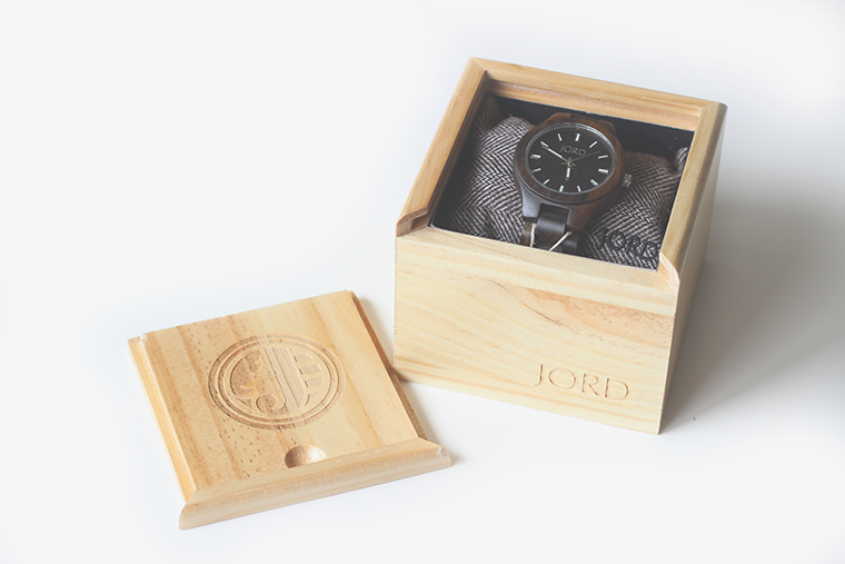 #Jordwatch The perfect last-minute Father's Day gift! Beautiful wooden watches for both men and women.