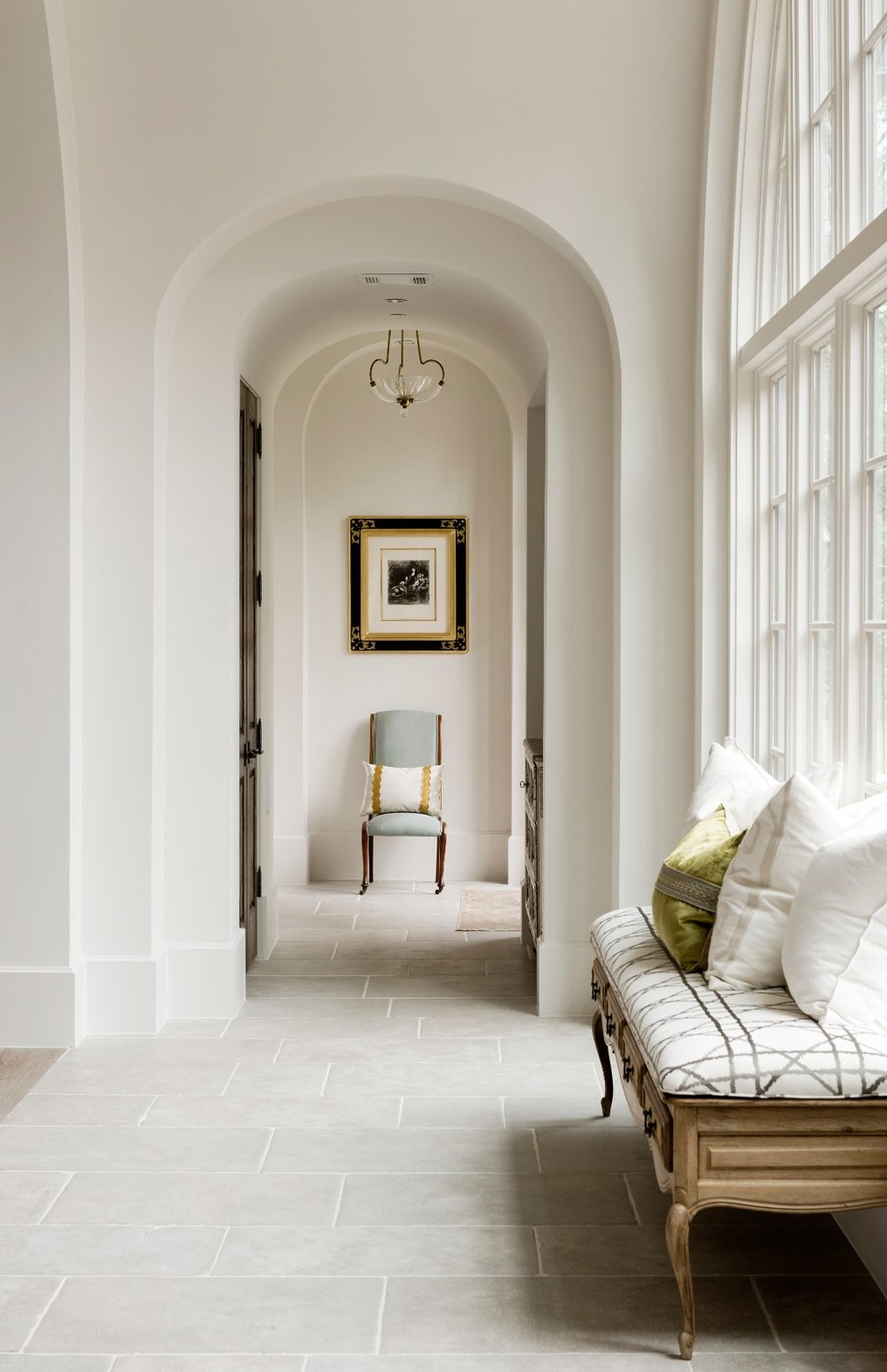 6 amazing arches that will take your breath away! photo via Dodson Interiors