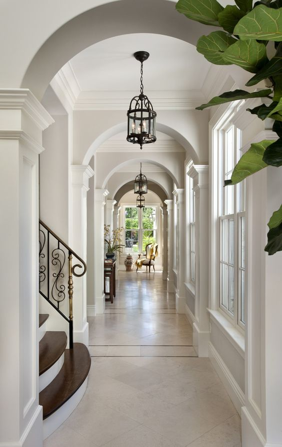 6 amazing arches that will take your breath away! image via Natural Stone Tile.