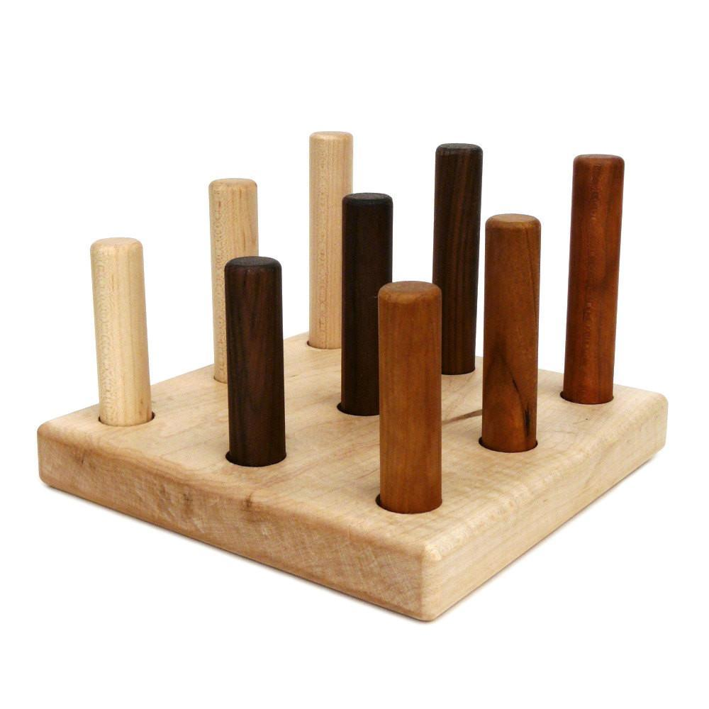 Peg Puzzle Developmental Toy