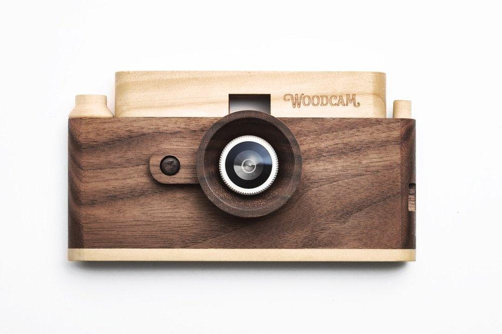 Wooden Digital Camera-Classic One