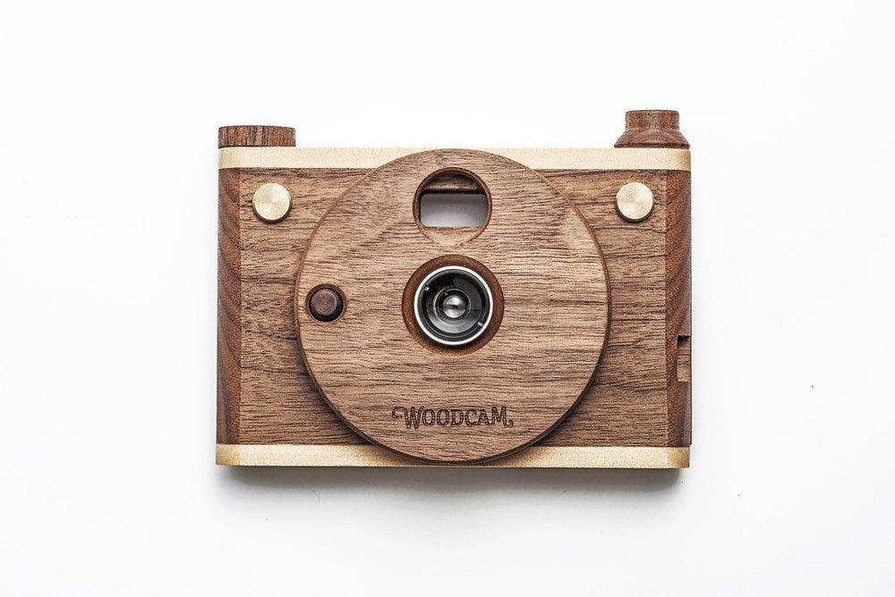Wooden Digital Camera-Vintage One