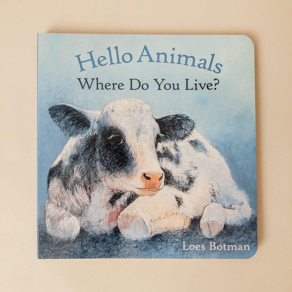 Hello Animals, Where Do You Live