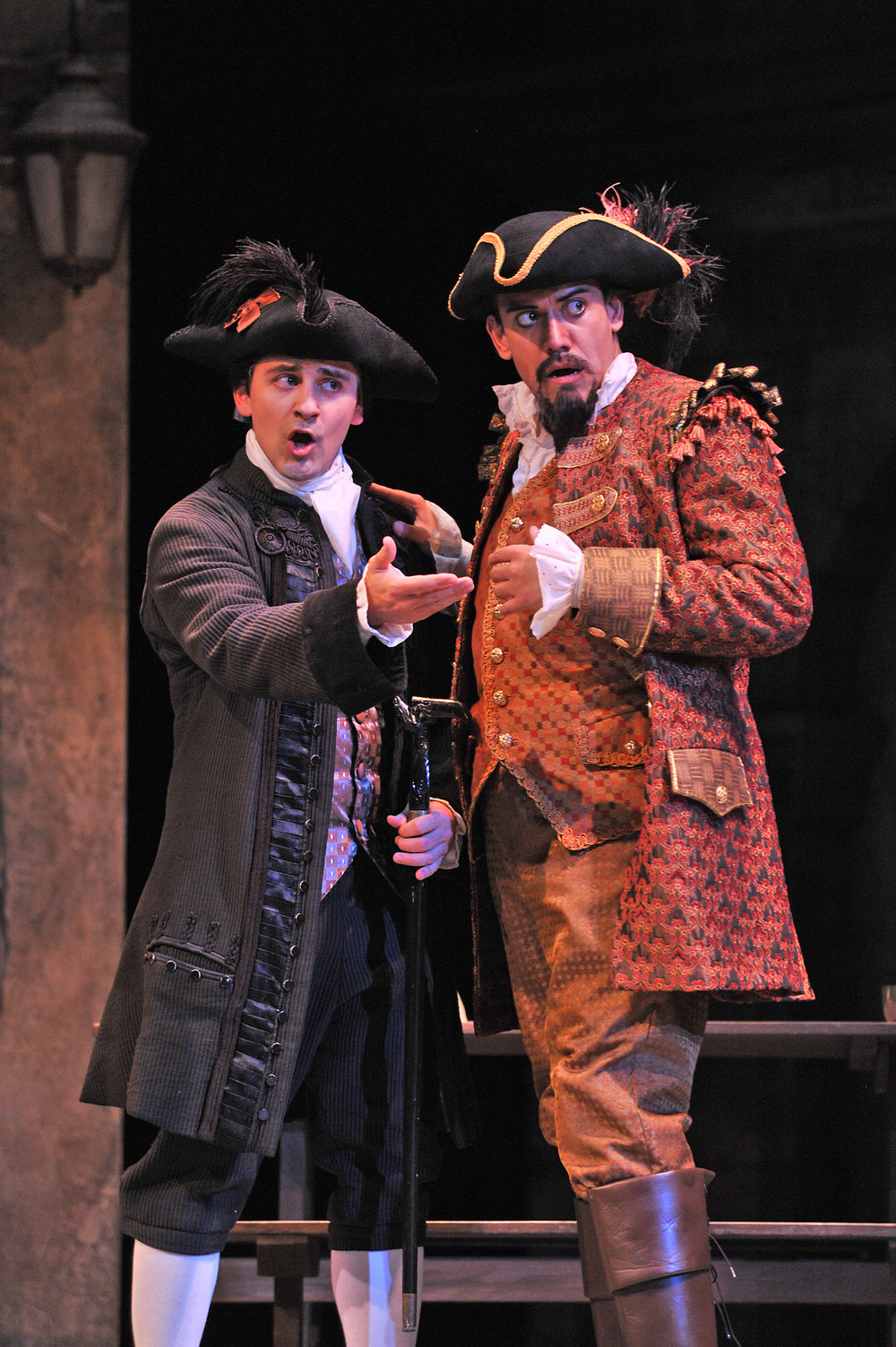 Don Ottavio in  Don Giovanni  ; credit-Peter Smith Photography