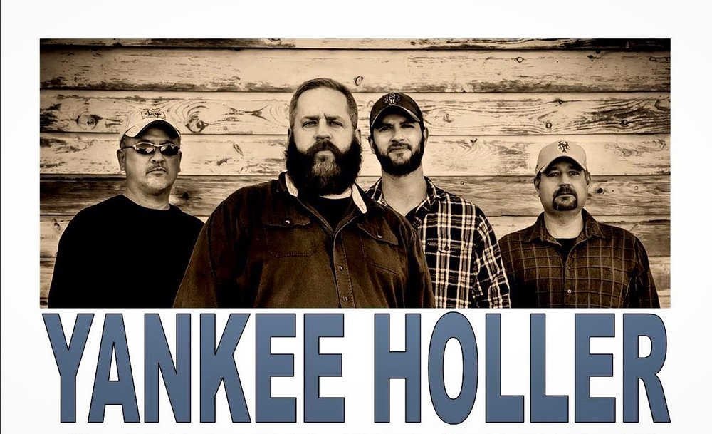 - Yankee Holler are a local roots rock favorite. Named